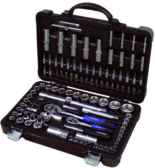 Набор инструмента Forsage 4172-5